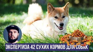 42 экспертизы сухих кормов для собак - оценки и сравнение