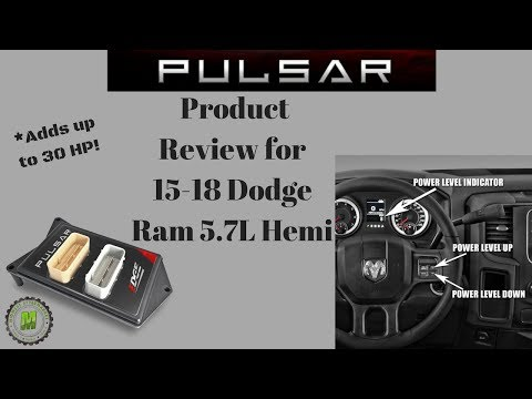 Edge Pulsar Product Review for 15-18 Dodge Ram