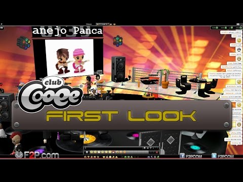 Club Cooee Review - 3D Chat