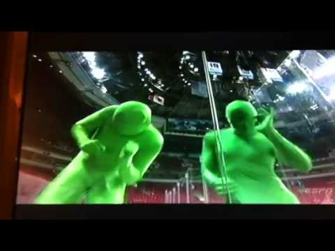 Vancouver Green Men on ESPN E:60 in Superfan Suits