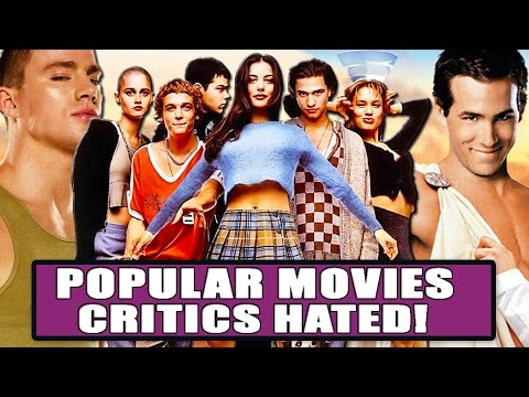 9 Popular Movies That Critics Hated