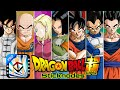 If Yamcha Was In Tournament Of Power -dbs Sticknodes