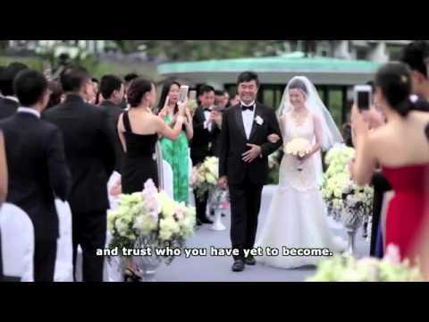 Đám cưới tiền tỷ của cặp đôi Singapore tại resort Đà Nẵng   Ngôi sao