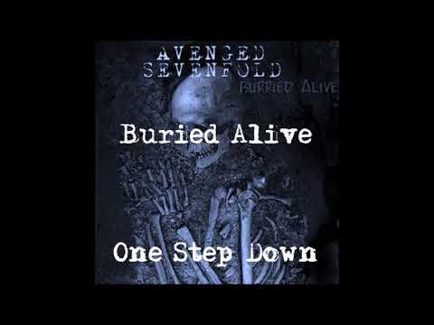 Avenged Sevenfold - Buried Alive - D Standard - Lyrics
