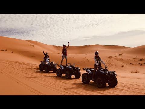 TRAVEL VLOG: MOROCCO PART I | Love Tripping | @nath.alie5