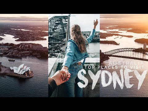 TOP 15 PLACES To See In SYDNEY // TRAVEL Guide/ INSTAGRAM Hotspots/ OPERA - HARBOUR - BEACHES & MORE