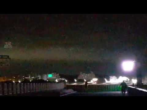 nouvel ordre mondial | UFO over South Korea - May 9th 2018