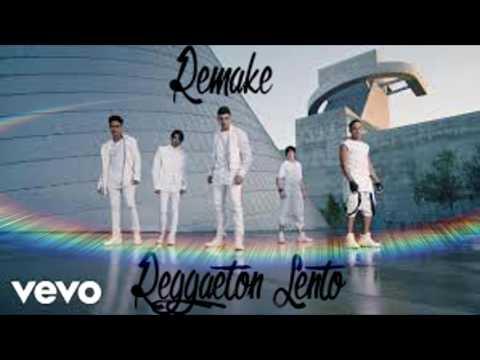 Remake Reggeatón Lento (Intrumental CNCO +Descargas