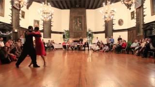 maximiliano cristiani and jesica arfenoni cu tango fall fest 2014
