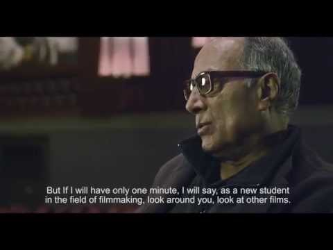 Abbas Kiarostami - An IU Cinema Exclusive