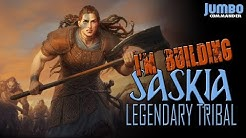 I'm building a LEGENDARY Saskia commander deck