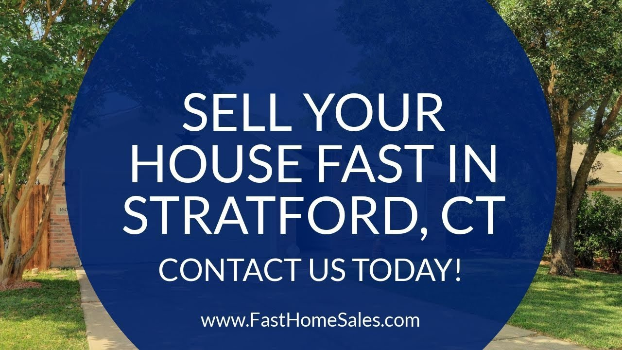 We Buy Houses Stratford CT - CALL 833-814-7355