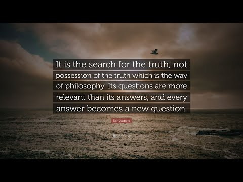 TOP 20 Karl Jaspers Quotes