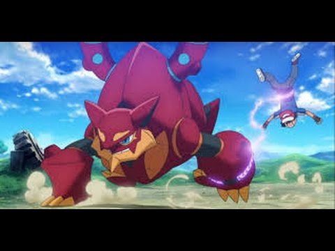 Pokemon Movie 19「Volcanion and the ingenious Magearna」[AMV]