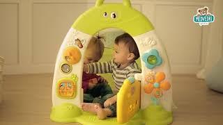 Otroška hišica in šotor Discovery Cotoons Smoby z