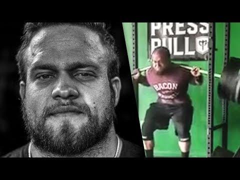 Joe Sullivan Recounts His Bar Bending Viral Video | elitefts.com