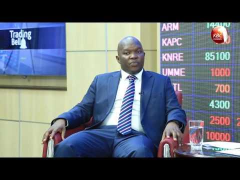 Trading Bell - Mr. Terrence Adembesa, Derivatives Market Director, Nairobi Securities Exchange