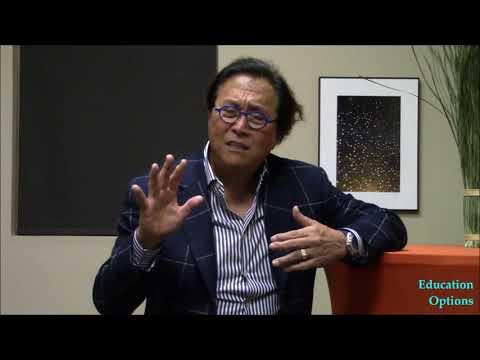"""School System is Corrupt"" - Robert Kiyosaki - #1 Financial Educator - 2017"