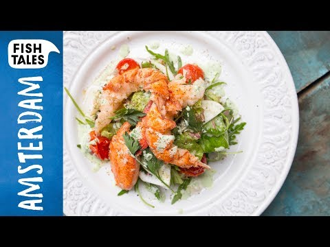 LOBSTER Salad | Bart Van Olphen