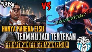 Lawan 1 Pro Player Aja Susahnya Minta Ampun 😭😭 | Best Elsu & Murad | Arena O