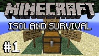 Minecraft: Isoland - Bölüm 1