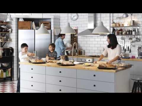 Køkkenbelysning – belysning til kjøkkenet