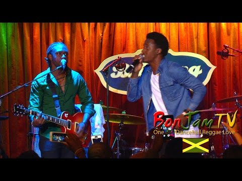 Romain Virgo Performs 'Fade Away' @ Caribbean Rocks NYC
