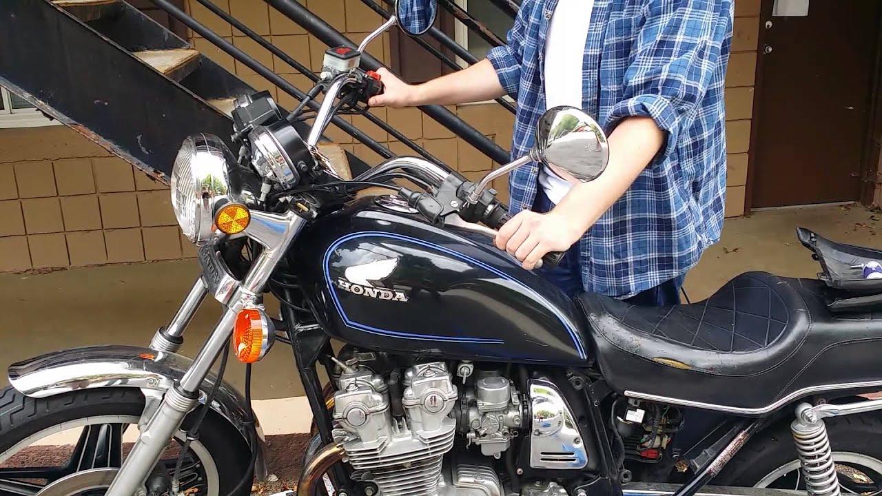 1980 honda cb750c starting problems youtube rh youtube com 1980 honda cb750c project 1980 honda cb750c parts
