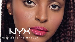 How To: Glitter Goals Liquid Lipstick