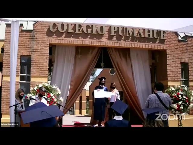 Graduación IV° medios Colegio Pumahue Peñalolén (Grupo 3, 23/12)