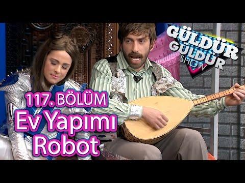 Güldür Güldür Show 117. Bölüm, Ev Yapımı Robot Skeci