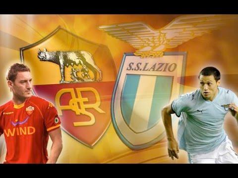 calcio-romano-!---as-rome-vs-lazio-de-rome-:-l'honneur-en-jeu