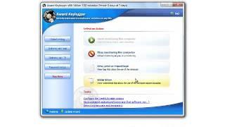 مراقبة جهاز الكمبيوتر اثناء غيابى  Award Keylogger + التفعيل