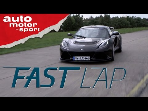 Komo-Tec Lotus Exige: Richtig giftig! - Fast Lap | auto motor und sport