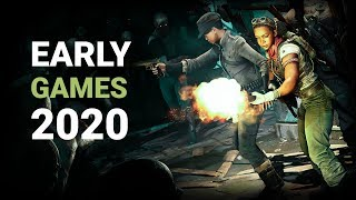 12 New Games Coming Early 2020  | Ps4, Pc , Xbox One