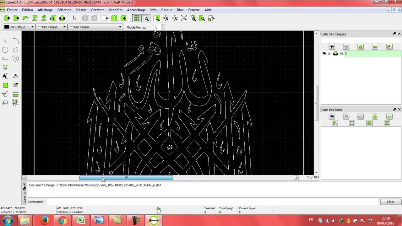 How to open and edit a dxf files without using Autocad for ...