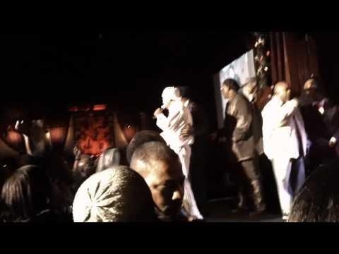BB Kings Disco Fever Reunion 2011 W/ Kurtis Blow