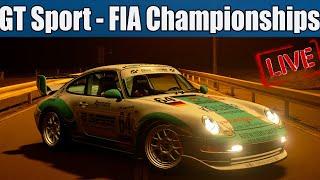 Gran Turismo Sport Live - FIA Gran Turismo Championships