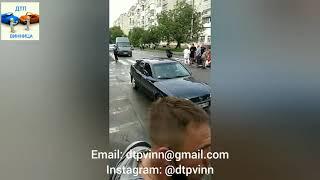 Фото 15.06.2021, Последствия ДТП, Винница, ул. Ватутина, р-н Мрия