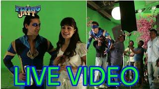 A FLYING JATT - Making of Toota Jo Kabhi Tara Live Video