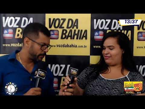 Live: Meio-Dia e Meia com Marcus Augusto, hoje Adriana Santos fala sobre o evento Beleza Plus Size