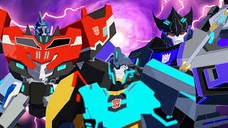 Трансформеры: роботы под прикрытием 1/26. Поля боя. Часть 2