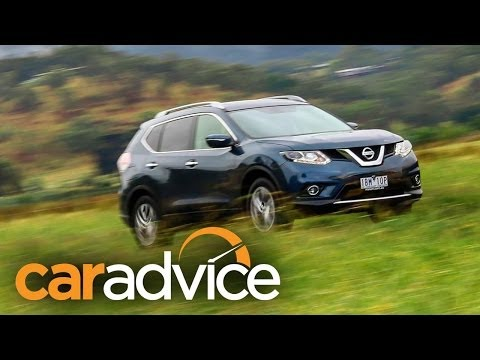 Nissan X Trail 2014 Review