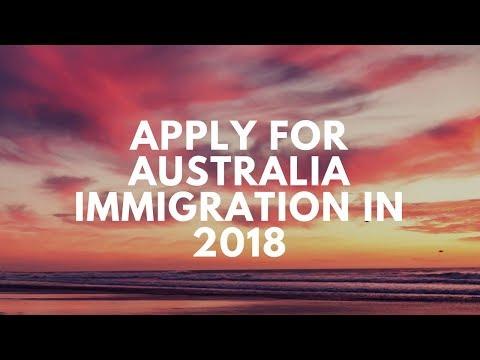 Australia Immigration Requirements 2018