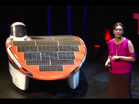 How to build a car and grow a people | Nickey Janse van Rensburg | TEDxJohannesburg
