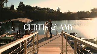 The Most Beautiful Backyard Wedding   Curtis & Amy