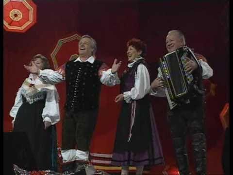 Ansambel Bratov Avsenik - Slovenija, Od Kod Lepote Tvoje