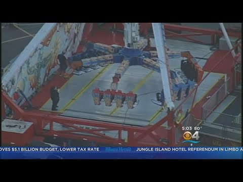 Deadly Accident At Ohio State Fair