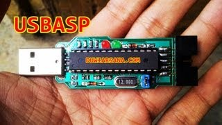 USB-ATmega32 development board with bootloader