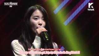 RED QUEEN - IU ft. Zion.T | Vietsub + Kara